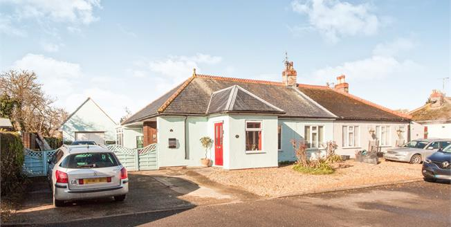 Asking Price £330,000, 3 Bedroom Semi Detached Bungalow For Sale in Soham, CB7