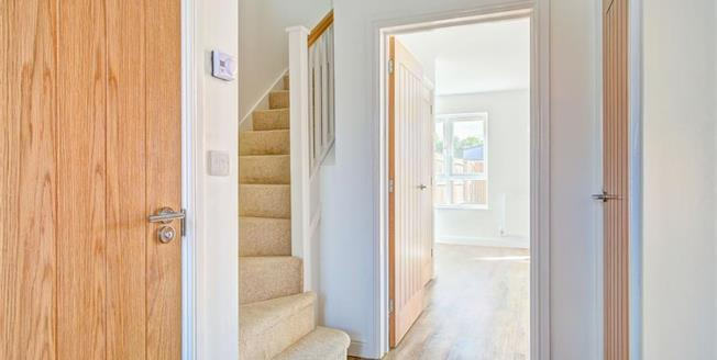 £232,500, 2 Bedroom Terraced House For Sale in Ely, CB7