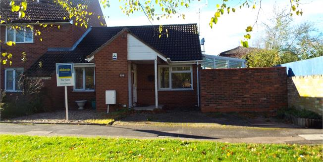 Offers Over £170,000, 2 Bedroom End of Terrace Bungalow For Sale in Mepal, CB6