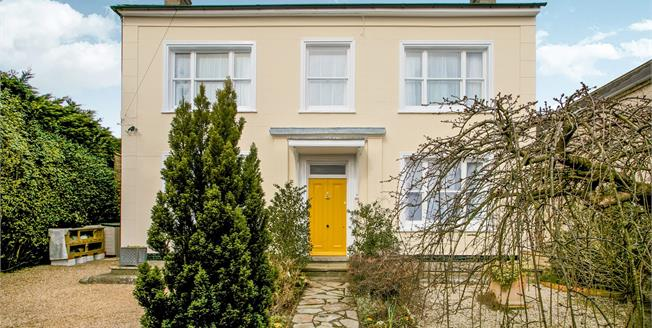 Guide Price £650,000, 5 Bedroom Detached House For Sale in Sutton, CB6