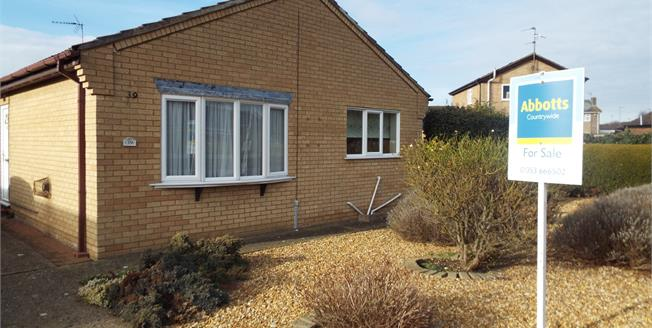 Guide Price £230,000, 3 Bedroom Detached Bungalow For Sale in March, PE15