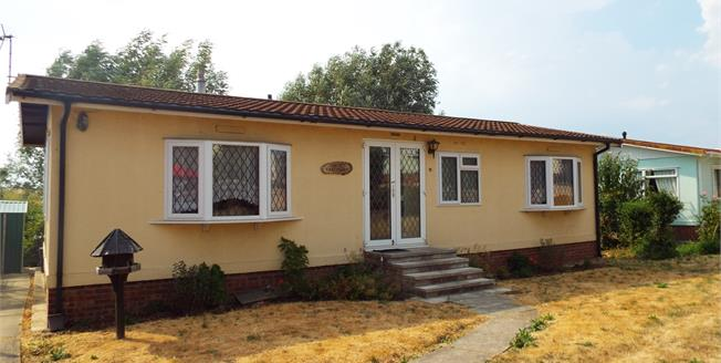 Asking Price £90,000, 2 Bedroom Mobile Home For Sale in Witchford, CB6