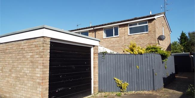 Guide Price £250,000, 3 Bedroom Semi Detached House For Sale in Soham, CB7