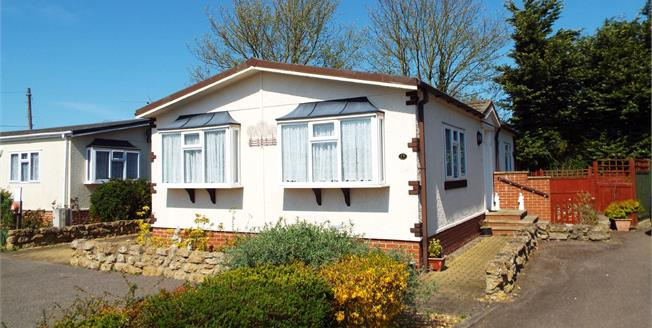 Offers Over £110,000, 2 Bedroom Mobile Home For Sale in Witchford, CB6