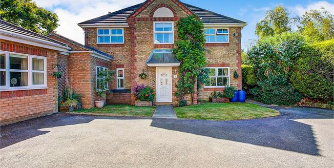 Guide Price £535,000, 5 Bedroom Detached House For Sale in Ely, CB6