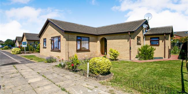 Guide Price £250,000, 3 Bedroom Detached Bungalow For Sale in March, PE15