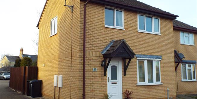 Guide Price £210,000, 2 Bedroom Semi Detached House For Sale in Littleport, CB6