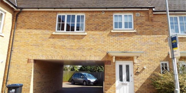 Guide Price £170,000, 2 Bedroom Maisonette For Sale in Sutton, CB6