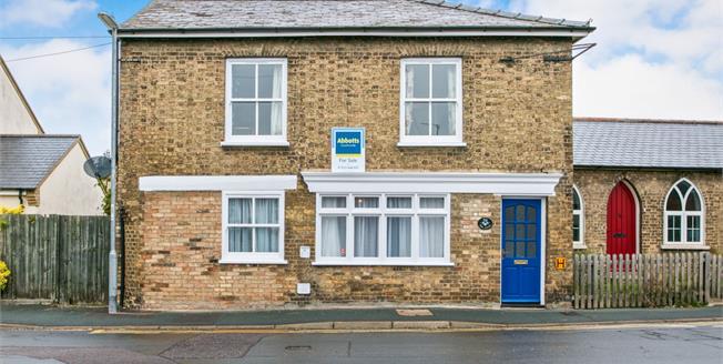 Offers Over £310,000, 3 Bedroom Link Detached House For Sale in Soham, CB7