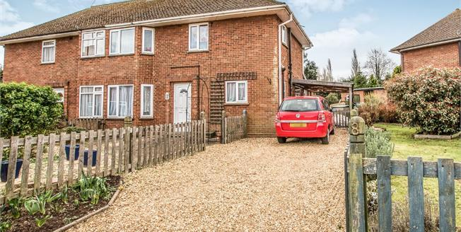 Offers Over £210,000, 3 Bedroom Semi Detached House For Sale in Littleport, CB6