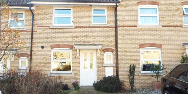 Guide Price £200,000, 3 Bedroom Terraced House For Sale in Soham, CB7