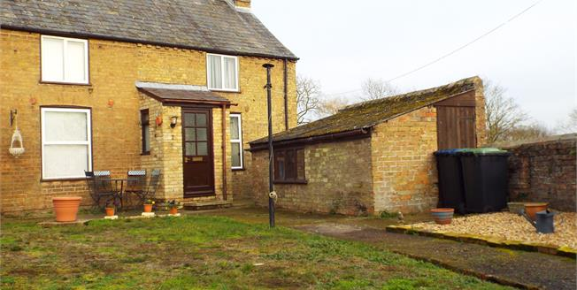 Guide Price £200,000, 2 Bedroom End of Terrace Cottage For Sale in Little Downham, CB6