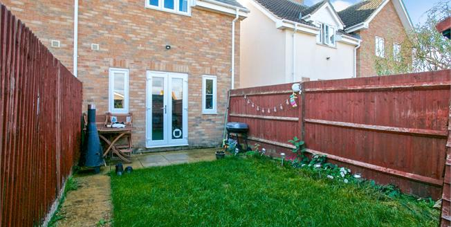 Guide Price £140,000, 2 Bedroom End of Terrace House For Sale in Manea, PE15