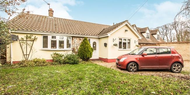 Offers Over £300,000, 4 Bedroom Detached Bungalow For Sale in Haddenham, CB6