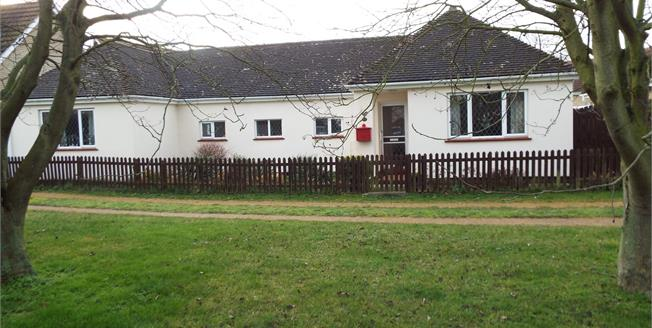 Offers Over £325,000, 3 Bedroom Detached Bungalow For Sale in Mepal, CB6