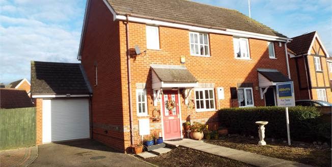 Offers Over £190,000, 3 Bedroom Semi Detached House For Sale in Manea, PE15