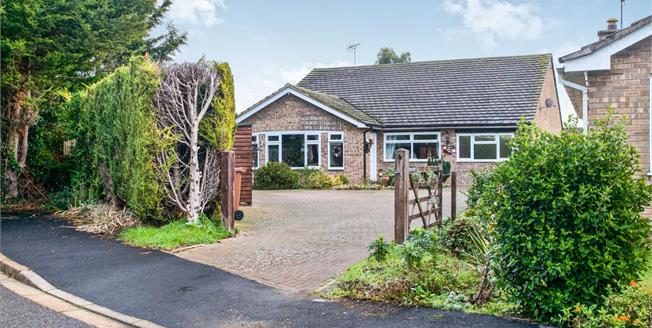 Guide Price £450,000, 4 Bedroom Detached Bungalow For Sale in March, PE15