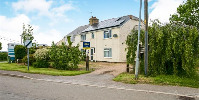 Guide Price £280,000, 4 Bedroom Semi Detached House For Sale in Coveney, CB6