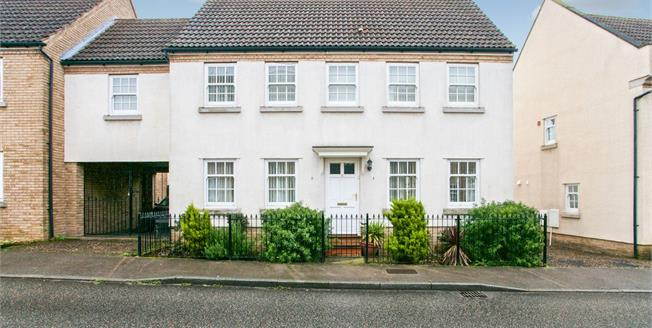 Offers Over £475,000, 5 Bedroom Detached House For Sale in Ely, CB6