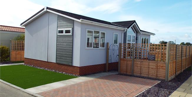 Guide Price £195,000, 2 Bedroom Detached For Sale in Witchford, CB6