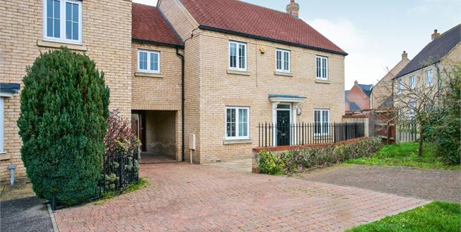 Offers Over £500,000, 5 Bedroom Detached House For Sale in Ely, CB6