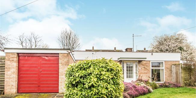 Offers Over £280,000, 3 Bedroom Detached Bungalow For Sale in Haddenham, CB6
