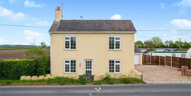 Offers Over £290,000, 4 Bedroom Detached House For Sale in Littleport, CB7