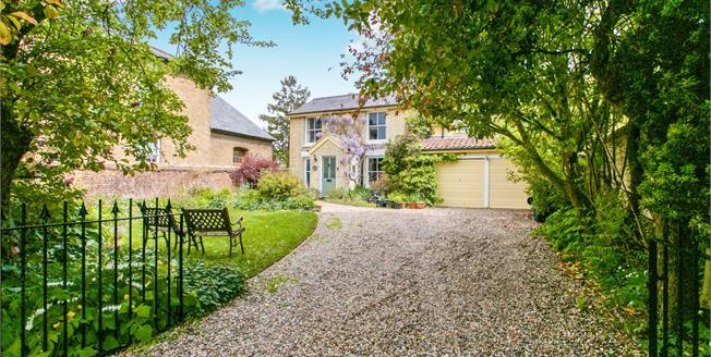 Offers Over £450,000, 4 Bedroom Detached House For Sale in Isleham, CB7