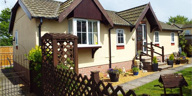 Guide Price £110,000, 2 Bedroom Detached For Sale in Witchford, CB6