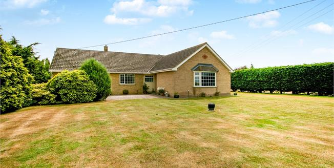 Guide Price £650,000, 4 Bedroom Detached Bungalow For Sale in Manea, PE15
