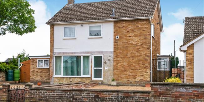 Offers Over £230,000, 3 Bedroom Detached House For Sale in Littleport, CB6