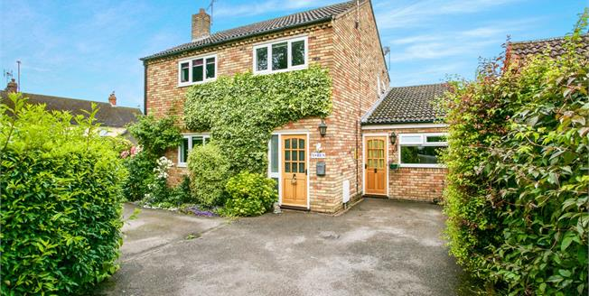 Guide Price £475,000, 4 Bedroom Detached House For Sale in Stuntney, CB7
