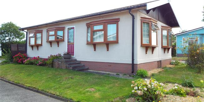 Guide Price £90,000, 2 Bedroom Detached For Sale in Witchford, CB6
