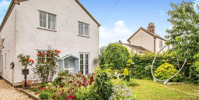Guide Price £325,000, 3 Bedroom Detached House For Sale in Littleport, CB6