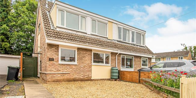 Offers Over £230,000, 3 Bedroom Semi Detached House For Sale in Soham, CB7