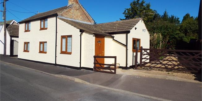 Offers Over £230,000, 2 Bedroom Detached House For Sale in Sutton, CB6