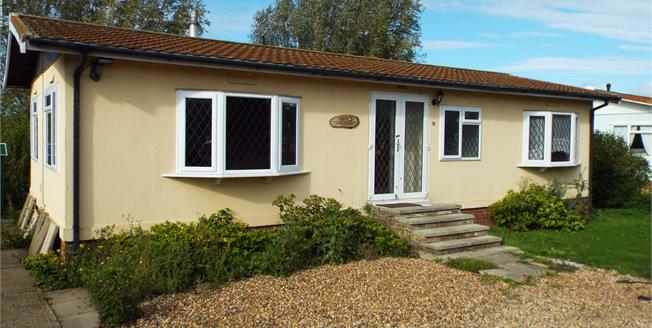 Offers Over £90,000, 2 Bedroom Detached For Sale in Witchford, CB6