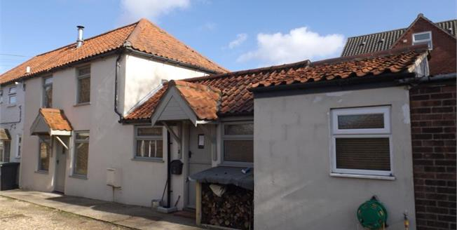 Offers in excess of £170,000, 2 Bedroom Semi Detached Cottage For Sale in Hempton, NR21