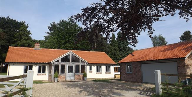 Guide Price £450,000, 3 Bedroom Detached Bungalow For Sale in Tittleshall, PE32