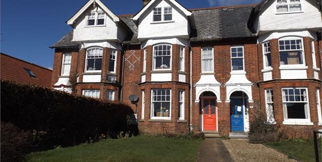 Guide Price £250,000, 5 Bedroom Terraced House For Sale in Fakenham, NR21