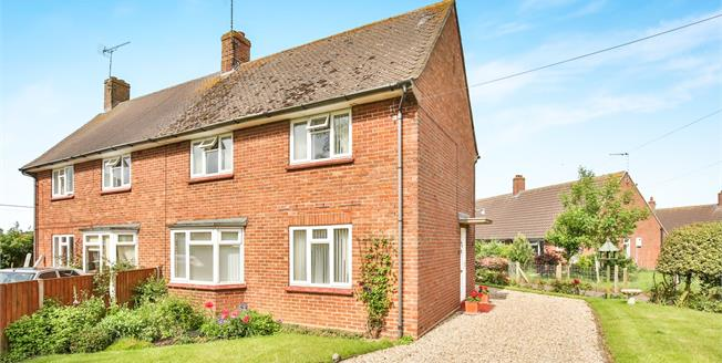 Asking Price £175,000, 3 Bedroom Semi Detached House For Sale in Hindringham, NR21