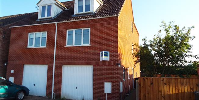 Guide Price £230,000, 3 Bedroom Semi Detached House For Sale in Fakenham, NR21