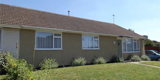 Guide Price £170,000, 3 Bedroom Semi Detached Bungalow For Sale in Wicken Green Village, NR21