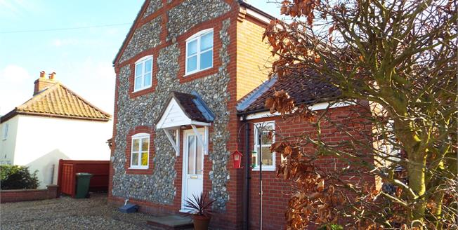 Guide Price £263,500, 3 Bedroom Detached House For Sale in Great Ryburgh, NR21