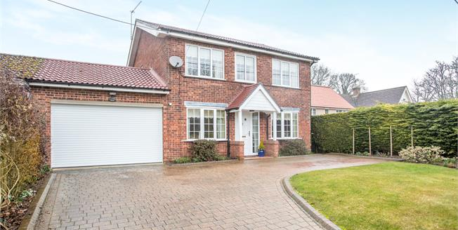 Offers in excess of £375,000, 4 Bedroom Link Detached House For Sale in Weasenham, PE32
