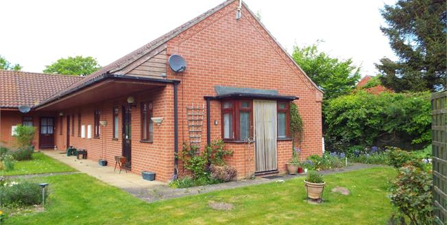 Guide Price £75,000, 2 Bedroom End of Terrace Bungalow For Sale in Briston, NR24
