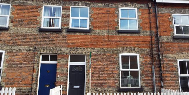 Guide Price £170,000, 3 Bedroom Terraced Cottage For Sale in Melton Constable, NR24