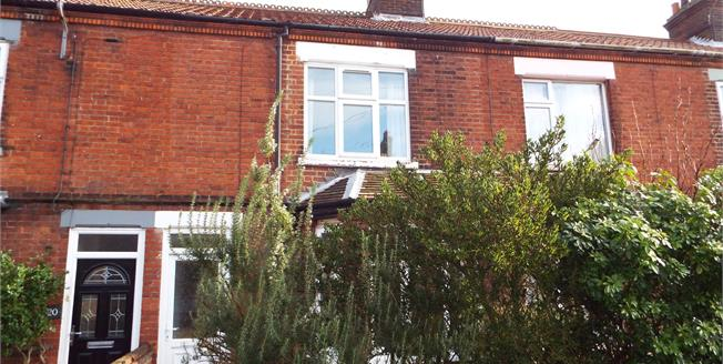 Guide Price £165,000, 3 Bedroom Terraced House For Sale in Melton Constable, NR24