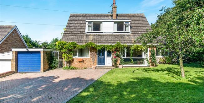 Guide Price £290,000, 4 Bedroom Detached Bungalow For Sale in Norwich, NR7