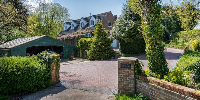 Asking Price £725,000, 6 Bedroom Detached House For Sale in Blofield, NR13